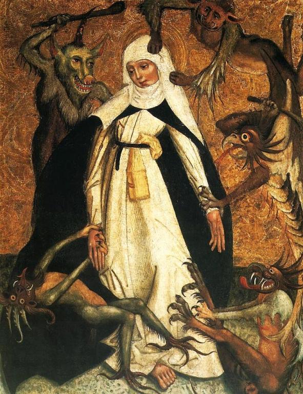 anorexie mentale mystiques médiévaux états-unis