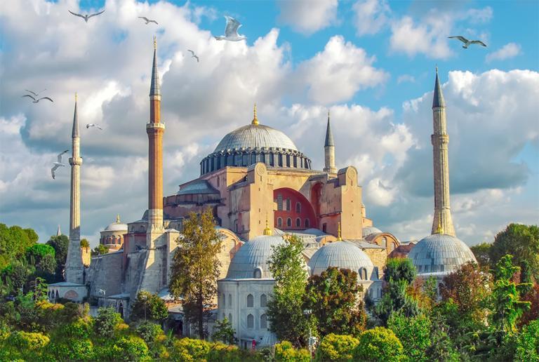hagia sophia secularism christianity islam turkey