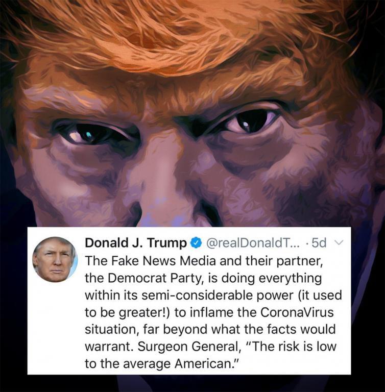 coronavirus masks donald trump masks controversy