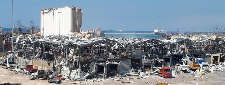 lebanon beirut explosion secular government