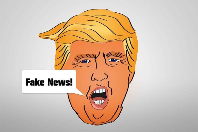 donald trump fake news lies law america