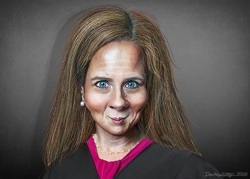 amy coney barrett politics donald trump court packing