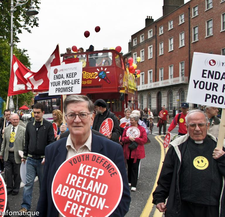 Fifth Annual All-Ireland Rally For Life