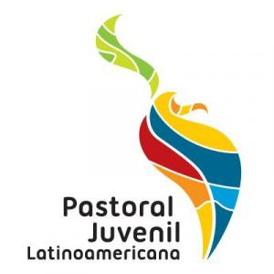 Logo of Latin American Youth Ministry (fair use)