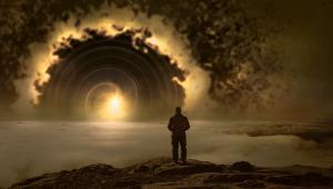 Fantasy portal (CC0 via Pixabay)