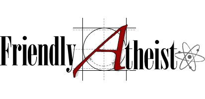 Friendly Atheist Logo (Fair use)