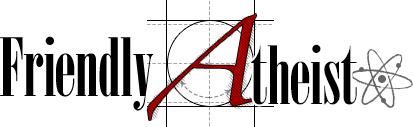 Friendly Atheist Logo (Fair use)