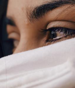 Eyes (CC0 Luis Galvez on Unsplash)