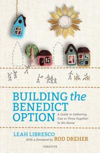Cover of Building the Benedict Option
