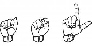 ASL in American Sign Language