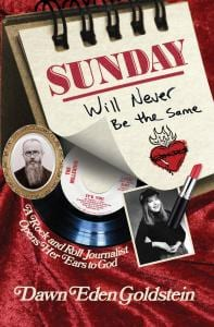 Sunday Will Never Be the Same - Dawn Eden Cover (book cover - fair use)