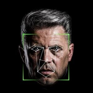 Facial Recognition Concept