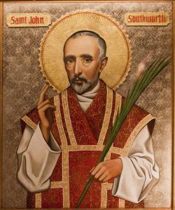 St John Southworth