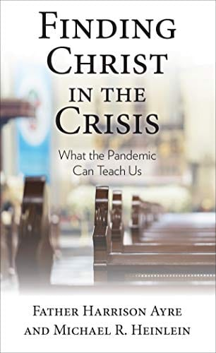 Finding Christ in the Crisis (book cover)