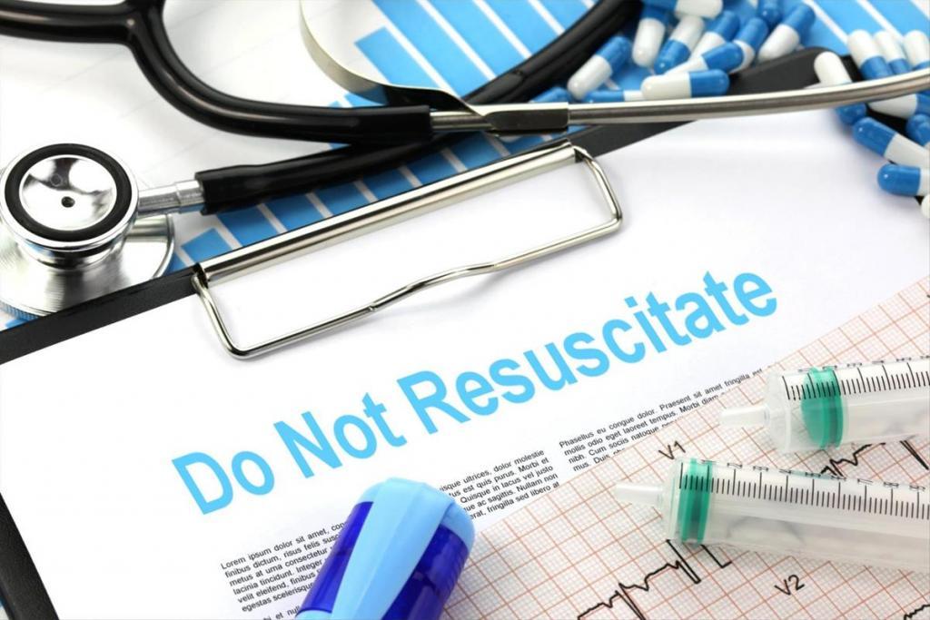 DNR: Do Not Resuscitate