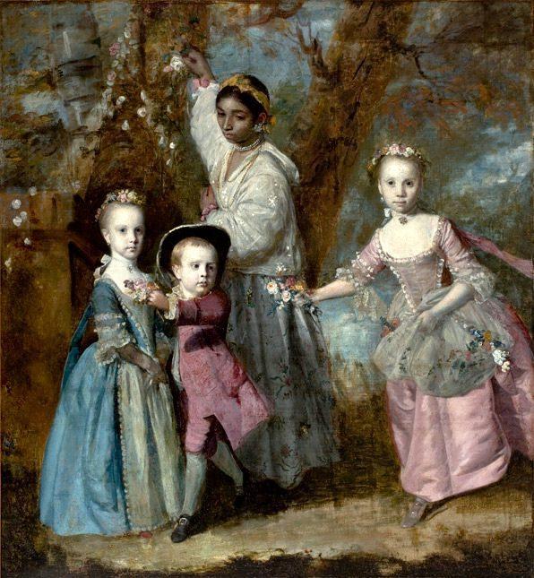 Joshua Reynolds (1723-1792), Public Domain