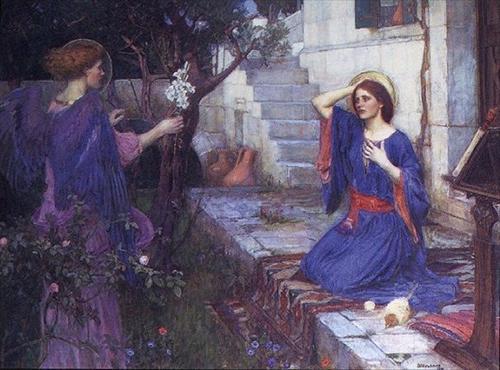 John William Waterhouse, 1914