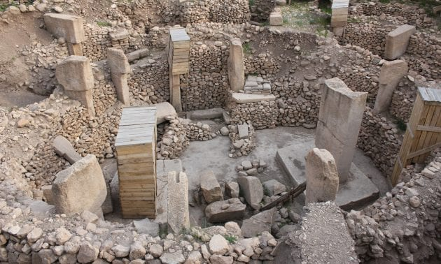 G 246 Bekli Tepe The Worlds First Temple Julia Penelope