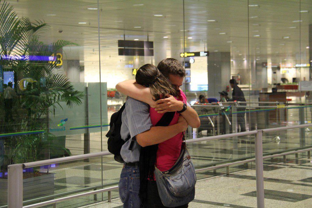 Singapore Hug