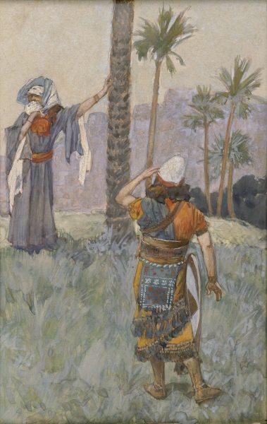 Tissot_Deborah_Beneath_the_Palm_Tree