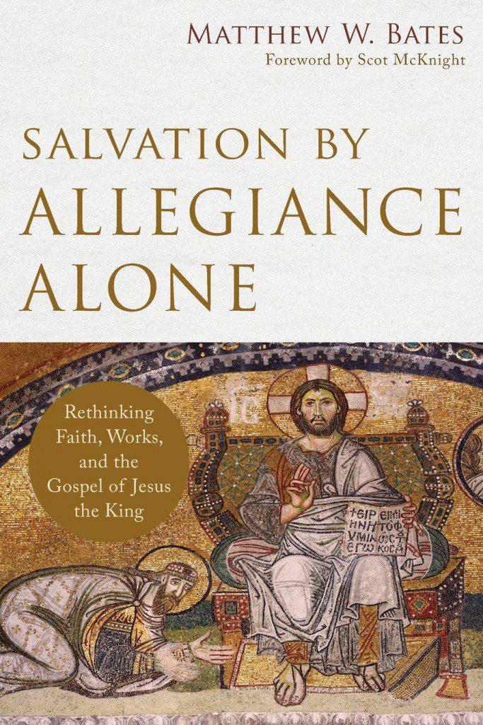Allegiance Alone