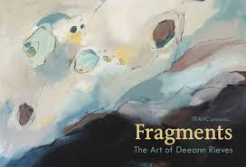 """A drawing labeled """"Fragments"""" presents several elements that can be variously interpreted."""