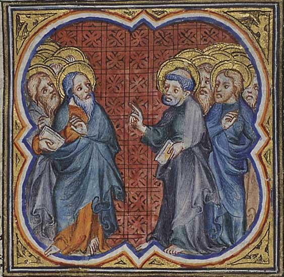 1372, Peter John Sanhedrin, Bible Historiale, Petrus Comestor