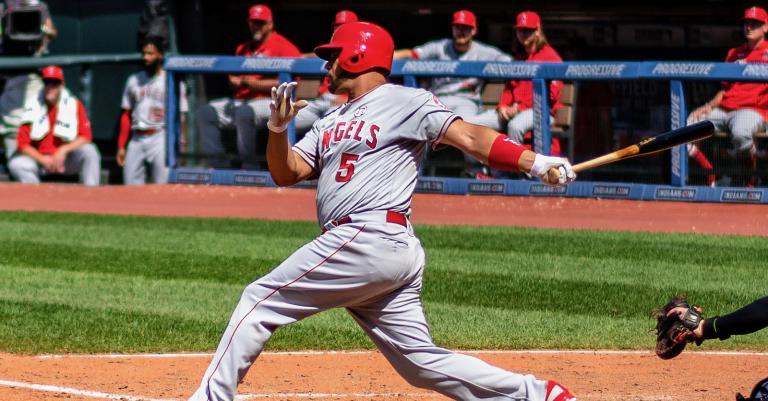Albert-Pujols-Anaheim-Angels-Los-Angeles-Dodgers