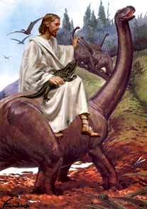 Jesus and Dinosaur 2