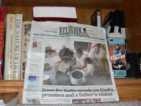 Newspaper Roundtrip Addition