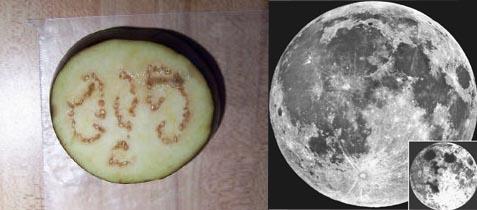 Eggplant-Moon