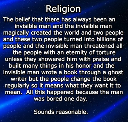 ReligionExplained