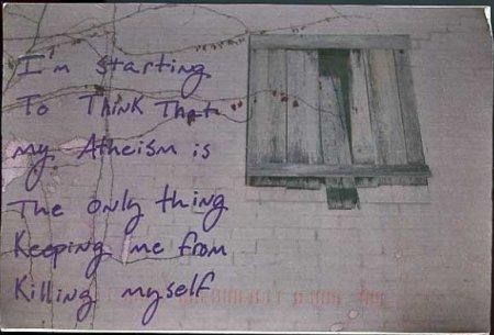 PostSecretAtheism