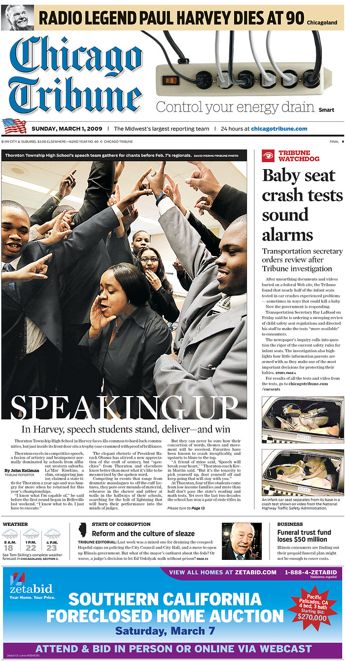 thornton-speech-team-chicago-tribune