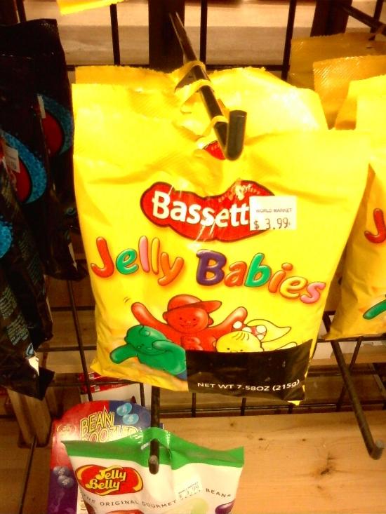 jellybabies