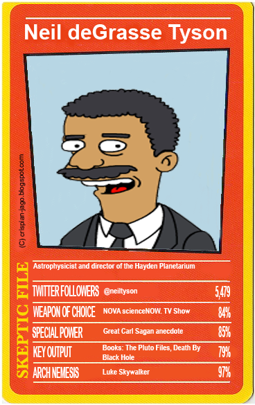 Card Neil deGrasse Tyson