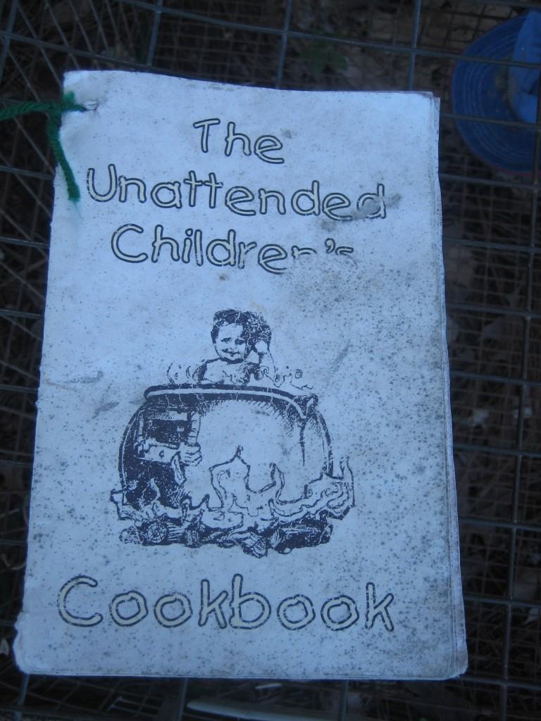 The Unattended Children's Cookbook