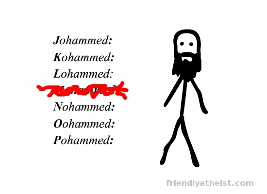 Draw Muhammad Day 2: A Compilation | Guest Contributor | Friendly ...