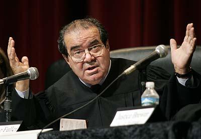 Will Religion Make Justice Scalia Resign?