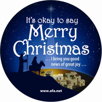 Christian Group Demands That We All Say \'Merry Christmas\' | Hemant ...