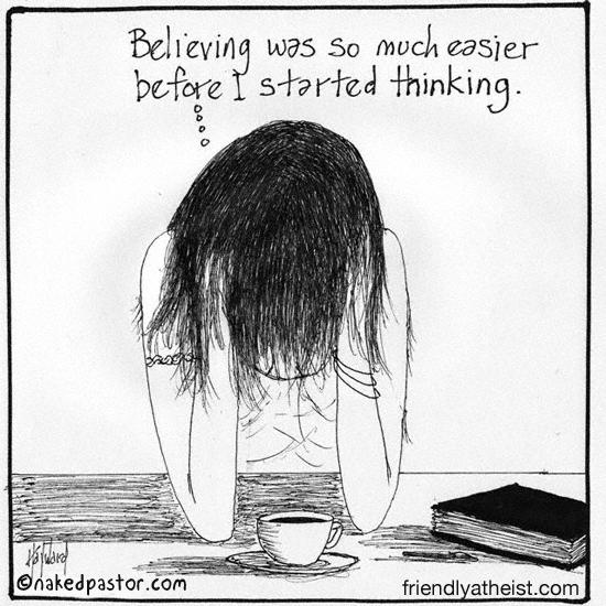 nakedpastor: Before Thinking