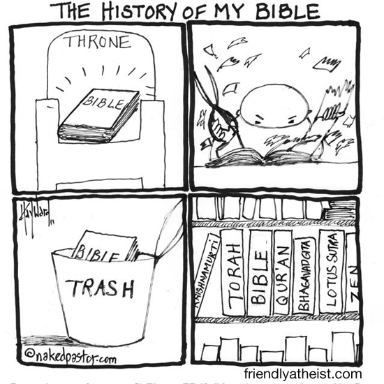 nakedpastor: Bible History