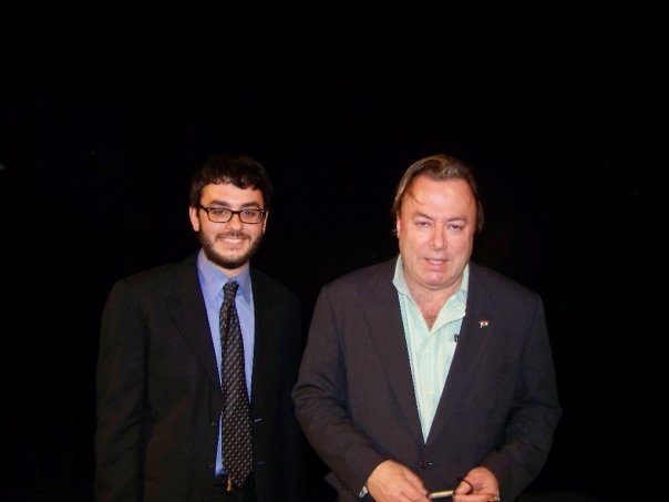 How Christopher Hitchens Inspired Me to Become a Journalist