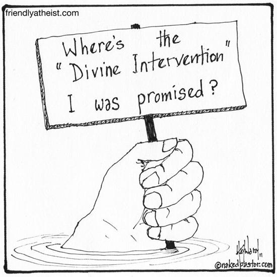 nakedpastor: Divine Intervention