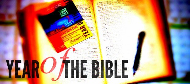 It's the 'Year of the Bible' in Pennsylvania