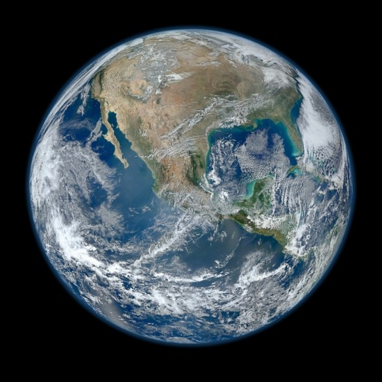 NASA Releases New, Stunning High-Res Images of Earth