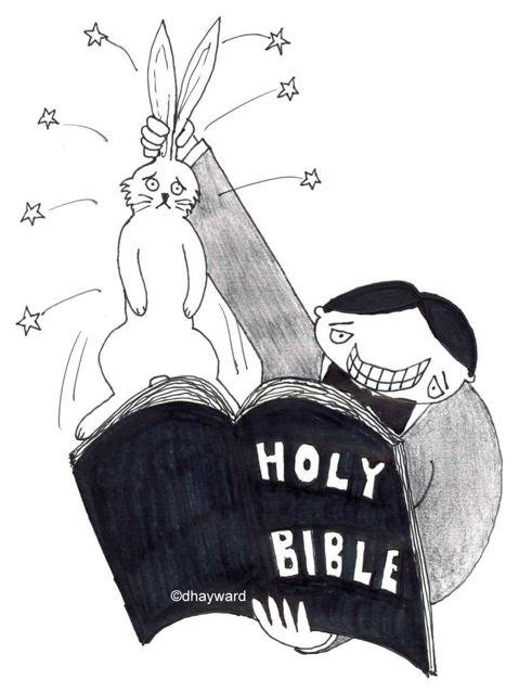 nakedpastor: The Magical Bible