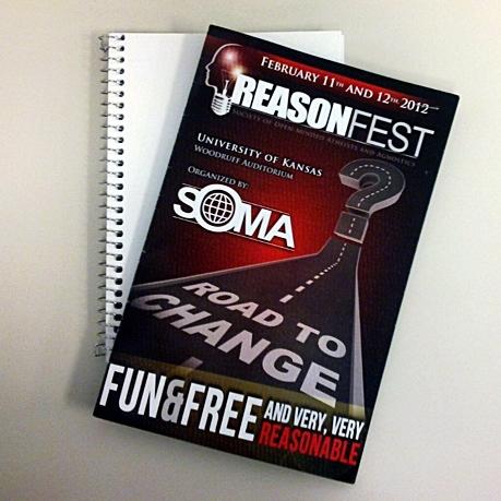 Let Reason Reign: A Recap of ReasonFest 2012