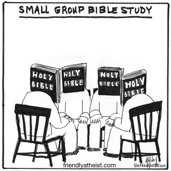 nakedpastor: Bible Study