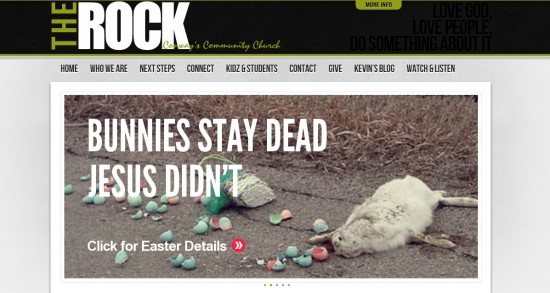 Bunnies Stay Dead… Jesus Didn't